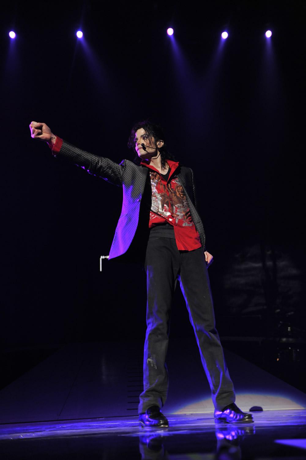 Genius Michael Jackson